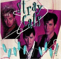 Stray Cats Blast Off