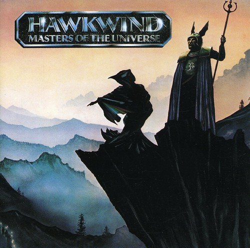 Hawkwind Masters Of The Universe Import Gbr