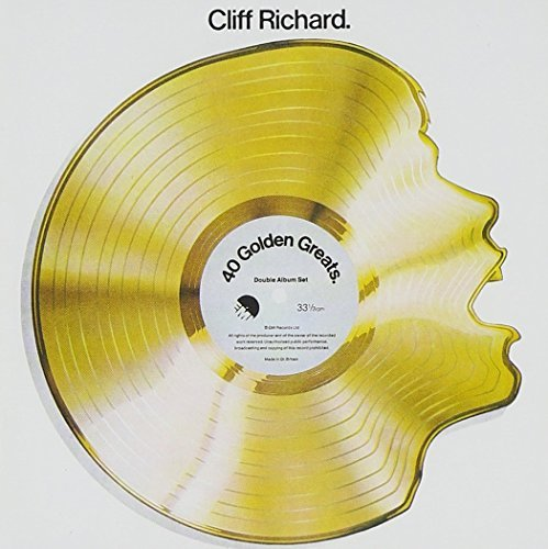 Cliff Richard 40 Golden Greats Import Gbr 2 CD Set