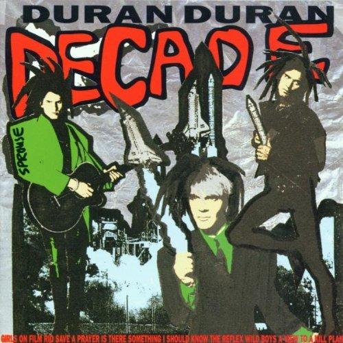 Duran Duran/Decade-Greatest Hits@Import-Eu