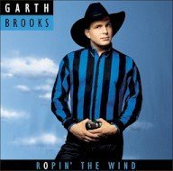 Brooks Garth Ropin' The Wind