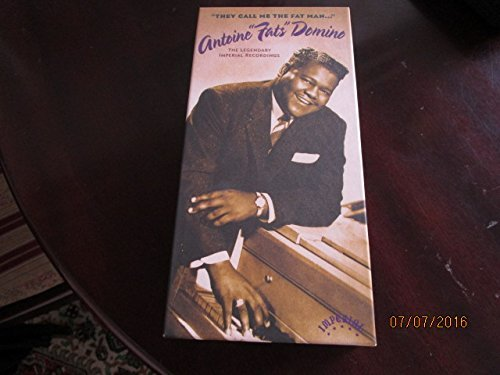 Fats Domino They Call Me The Fat Man