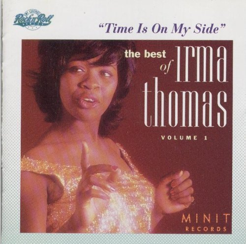irma-thomas-time-is-on-my-side-best-of-