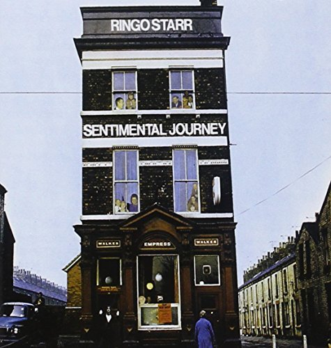 Ringo Starr Sentimental Journey