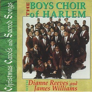 Boys Choir Of Harlem Christmas Carols & Sacred Song Feat. Reeves Williams