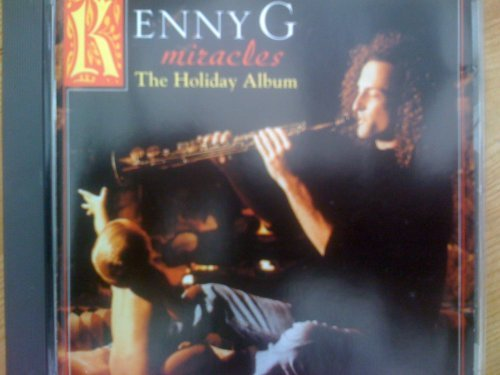 kenny-g-miracles-holiday-album