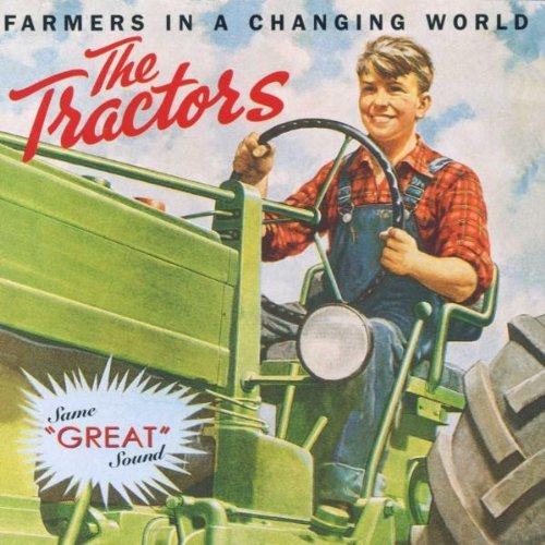 Tractors Farmers In A Changing World