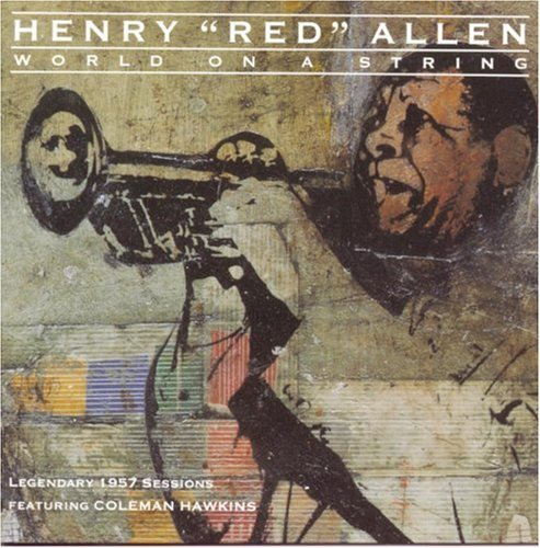 Allen Henry Red World On A String