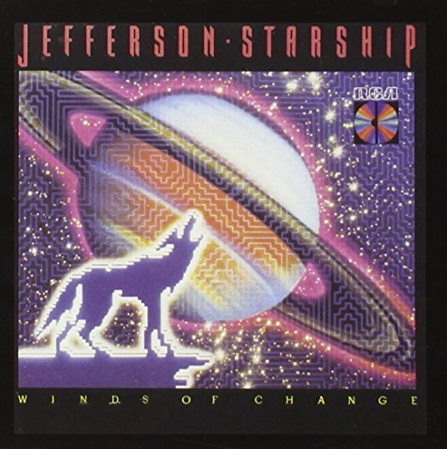 Jefferson Starship Winds Of Change