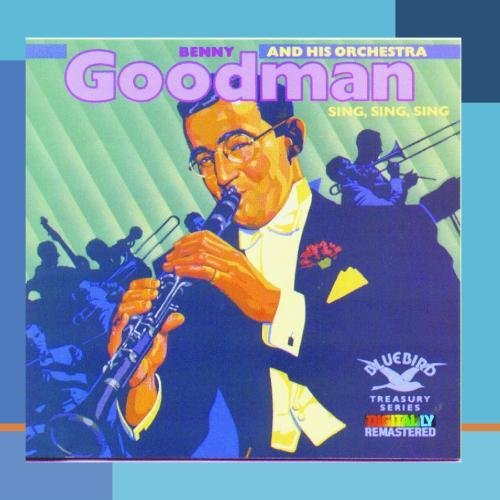 Benny Goodman Sing Sing Sing This Item Is Made On Demand Could Take 2 3 Weeks For Delivery