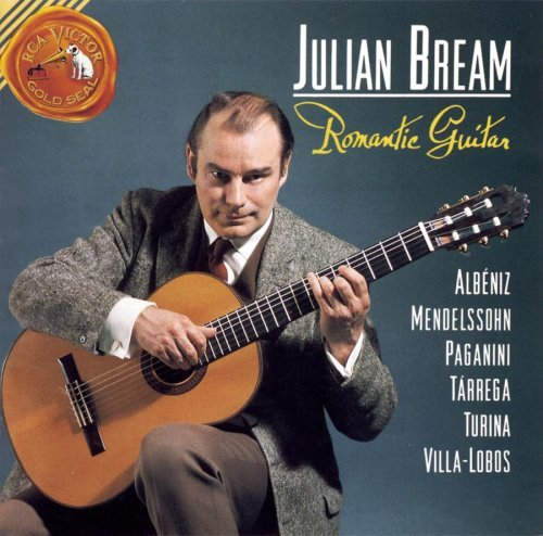 Julian Bream Romantic Guitar Bream (gtr)