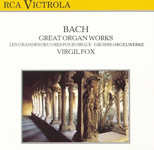Johann Sebastian Bach/Organ Works@Fox*virgil (Org)