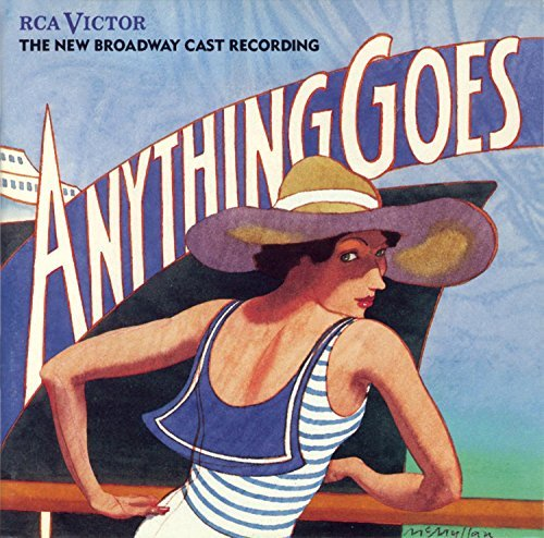 Anything Goes Original Cast Cole Porter Broadway