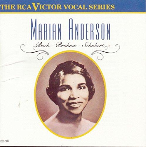 Marian Anderson/Rca Victor Vocal Series Coll@Anderson (Mez)