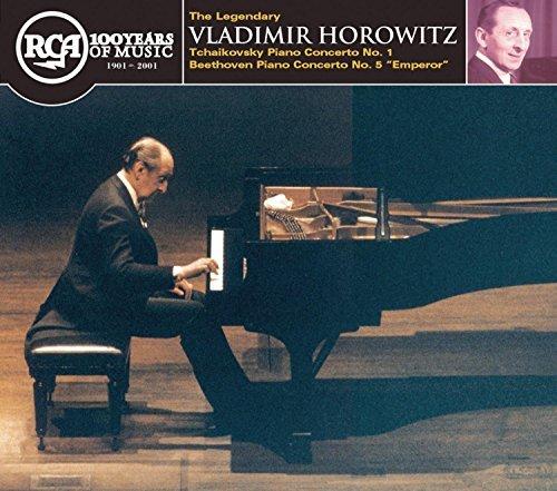 Tchaikovsky/Beethoven/Horowitz Plays@Horowitz*vladimir (Pno)@Toscanini & Reiner/Various