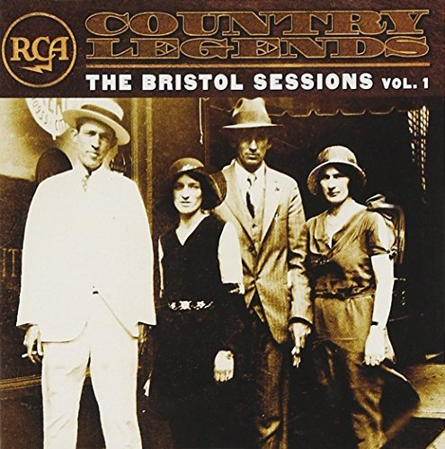 Country Legends Vol. 1 Bristol Sessions Remastered Country Legends