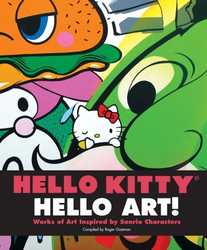 Sanrio Hello Kitty Hello Art! Works Of Art Inspired By Sanrio Characters