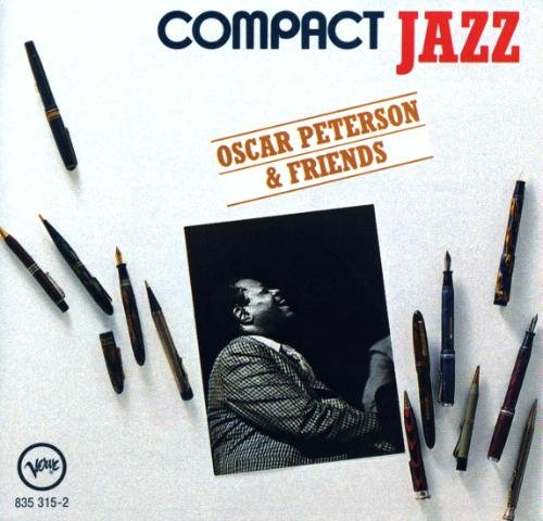 Oscar & Friends Peterson Compact Jazz