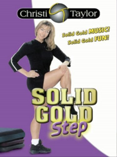 Christi Taylor Solid Gold Step Clr Nr