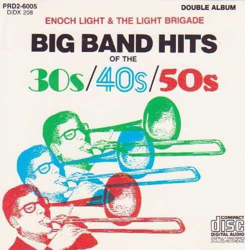 Enoch Light Big Bands Of The 30s