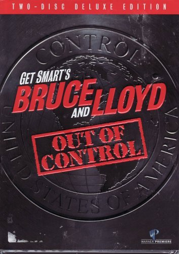 Get Smart's Bruce & Lloyd Out Of Control Oka Torrence Rouse Mays 2 DVD