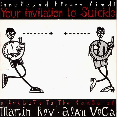 Invitation To Suicide Invitation To Suicide Vaughn Thin White Rope Vaughn Thin White Rope