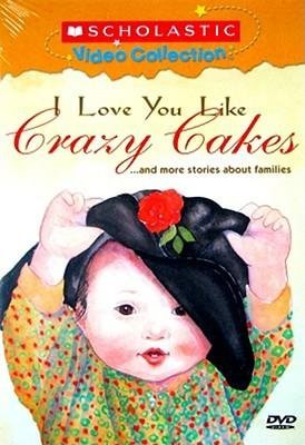 I Love You Like Crazy Cakes I Love You Like Crazy Cakes Clr Nr