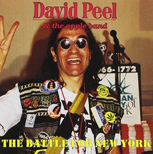 David & The Apple Band Peel Battle For New York