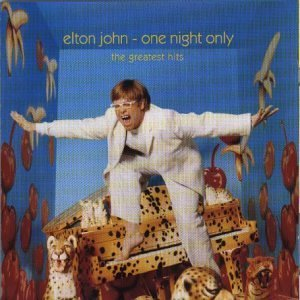 Elton John One Night Only Import Eu