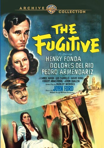 Fugitive Fonda Del Rio Armendariz DVD Mod This Item Is Made On Demand Could Take 2 3 Weeks For Delivery