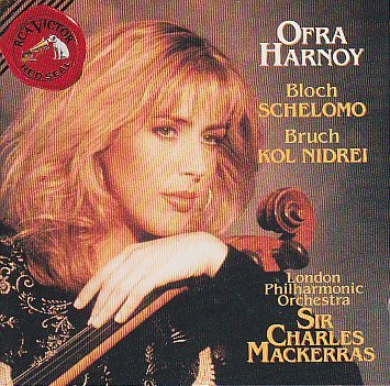 Bloch Bruch Schelomo Kol Nidrei Canzone Harnoy*ofra (vcl) Mackerras London Phil Orch