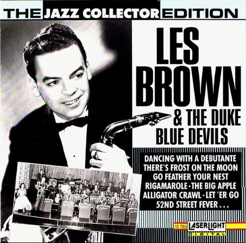 Les & Duke Blue Devils Brown Jazz Collector Edition