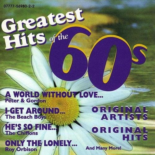 Greatest Hits Of The 60's Vol.1 Greatest Hits Of The 60's