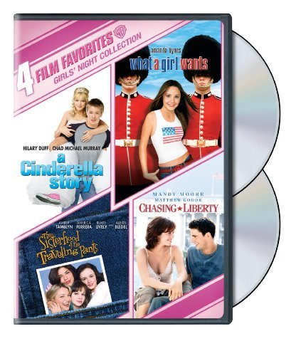 Girls Night 4 Film Favorites Ws Pg 2 DVD