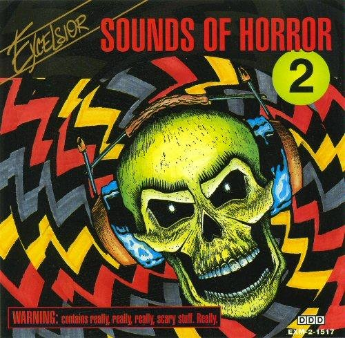 Sounds Of Horror Vol. 2 Sounds Of Horror