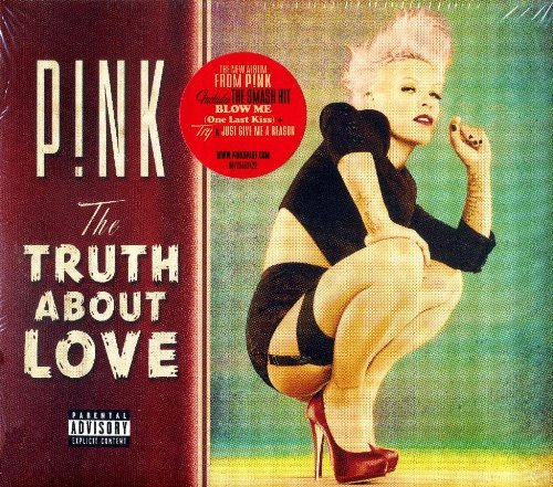 Pink Truth About Love (target Exclu 0365 Rca