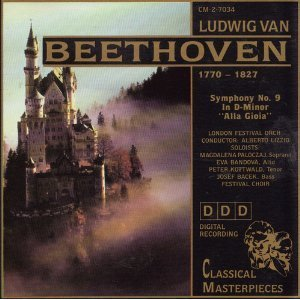 Beethoven Symphony No 9 In D Minor