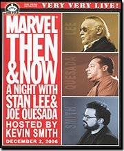 Live Marvel Then & Now A Night With Stan Lee Joe Quesada Hosted By Kevin Smith Live Marvel Then & Now A Night With Stan Lee Joe Quesada Hosted By Kevin Smith