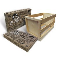 Lp Crate (unassembled) Lp Crate (unassembled)