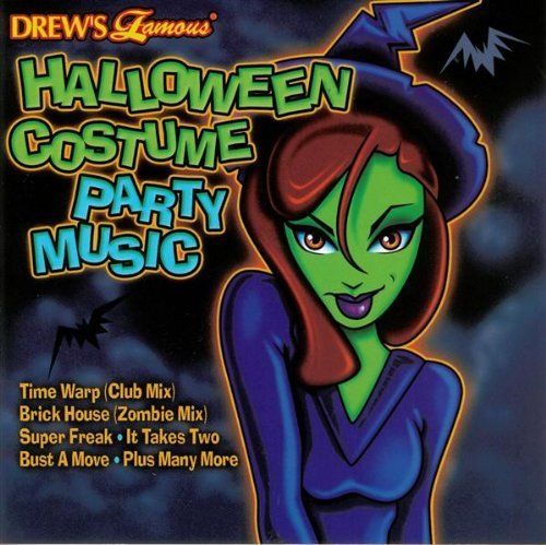 Drew's Famous Halloween Costume Party Music Halloween Costume Party Music