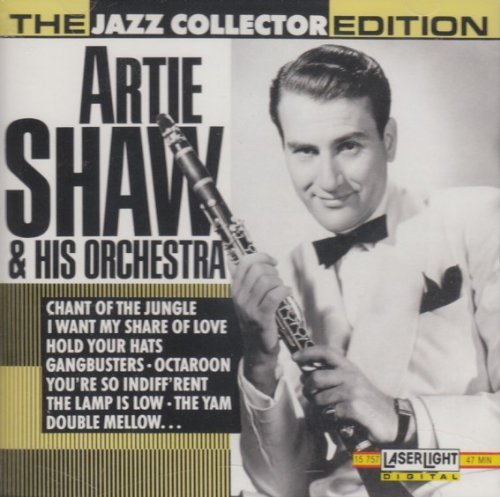 artie-shaw-his-orchestra-jazz-collector-edition