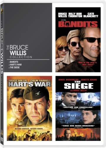 Triple Feature Willis Bruce Ws Nr