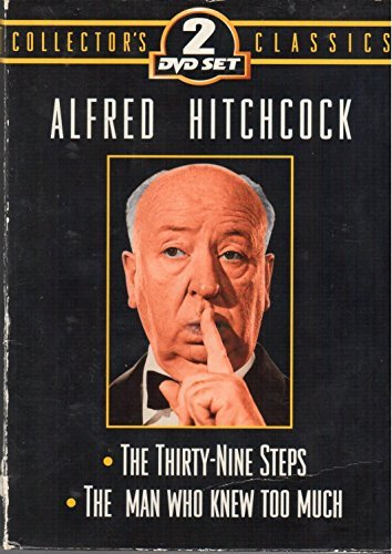 Alfred Hitchcock 2 Pak Alfred Hitchcock Clr Nr 2 DVD