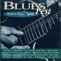 Blues Fest Modern Blues Of The '90s