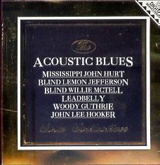 Blues History Of Acoustic V Blues History Of Acoustic V