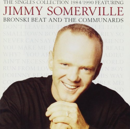 Jimmy Somerville The Singles Collection 1984 1990