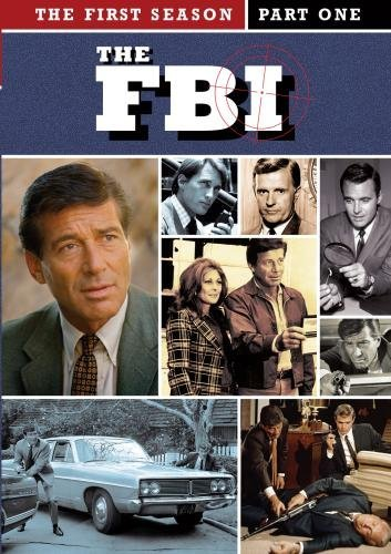 Fbi Season 1 Part 1 DVD Mod This Item Is Made On Demand Could Take 2 3 Weeks For Delivery
