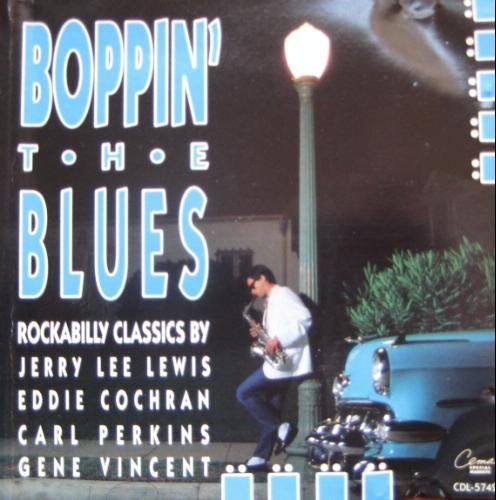 Boppin' The Blues/Boppin' The Blues