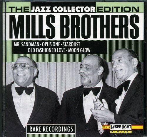 Mills Brothers Rare Recordings