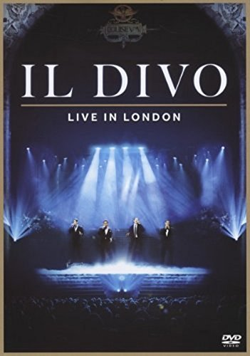 Il Divo Live In London 2011 Import Eu